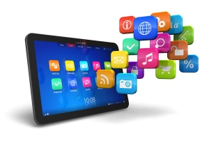 mobile device tablet phone apps