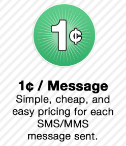 sms mms api 1 cent developer